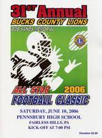 """Bob Sands Memorial Classic"" Bucks County Lions All Star Game @ Truman HS"