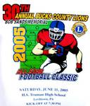 2005 Bob Sands Memorial Classic All Star Game