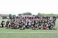 2012 Jim O'Neil Youth Football Clinic @ War Memorial Field