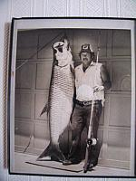 This Tarpin is taller than Bill, not sure where it was caught.IMG_5014.JPG